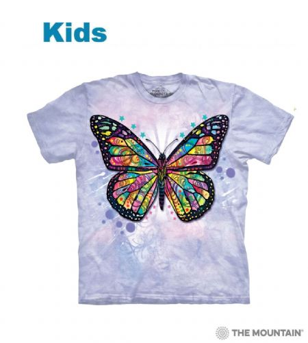 Butterfly - Kids Wildlife T-shirt - The Mountain®